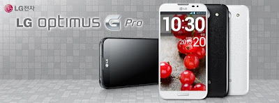 Antes del MWC, LG no cesa de adelantarnos los próximos dispositivos que lanzará al mercado. Mientras ayer revelaba la segunda generación de su serie de gama media Optimus L, hoy el fabricante quiere captar nuestra atención con lo mejorcita de su gama alta: su nuevo LG Optimus G Pro, que contará con una pantalla de 5,5 pulgadas y cristal curvado. Hace una semanas, el LG Optimus G Pro se anunciaba oficialmente en Japón y ahora ha sido en la página coreana del fabricante donde hemos podido ver las primeras imágenes del terminal que, con pantalla de 5,5 pulgadas y cristal