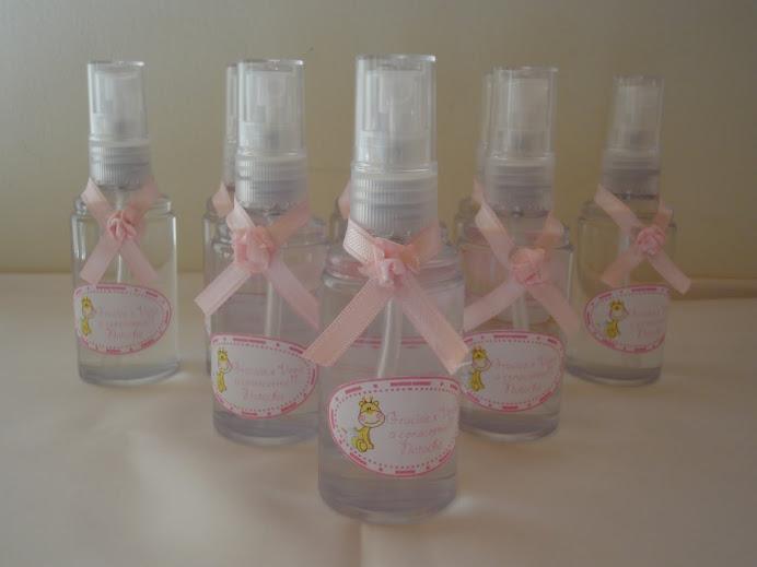 Perfumes para Souvenirs Nacimiento; Bautismo, 15 años; etc