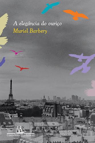 Livro: A elegância do Ouriço, de Muriel Barbery