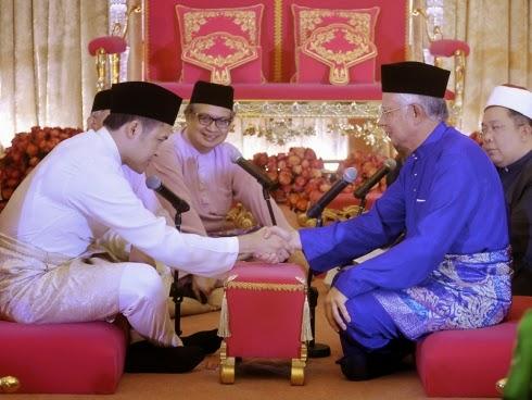 Sekitar majlis perkahwinan anak Datuk Seri Najib