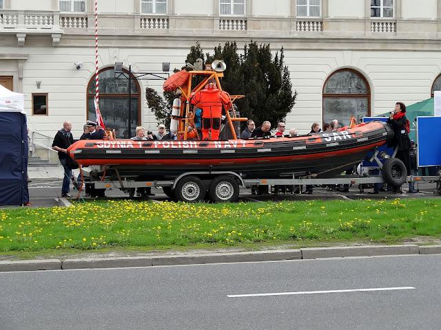 Majówka z Marynarką Wojenną 4 maja 2013 roku