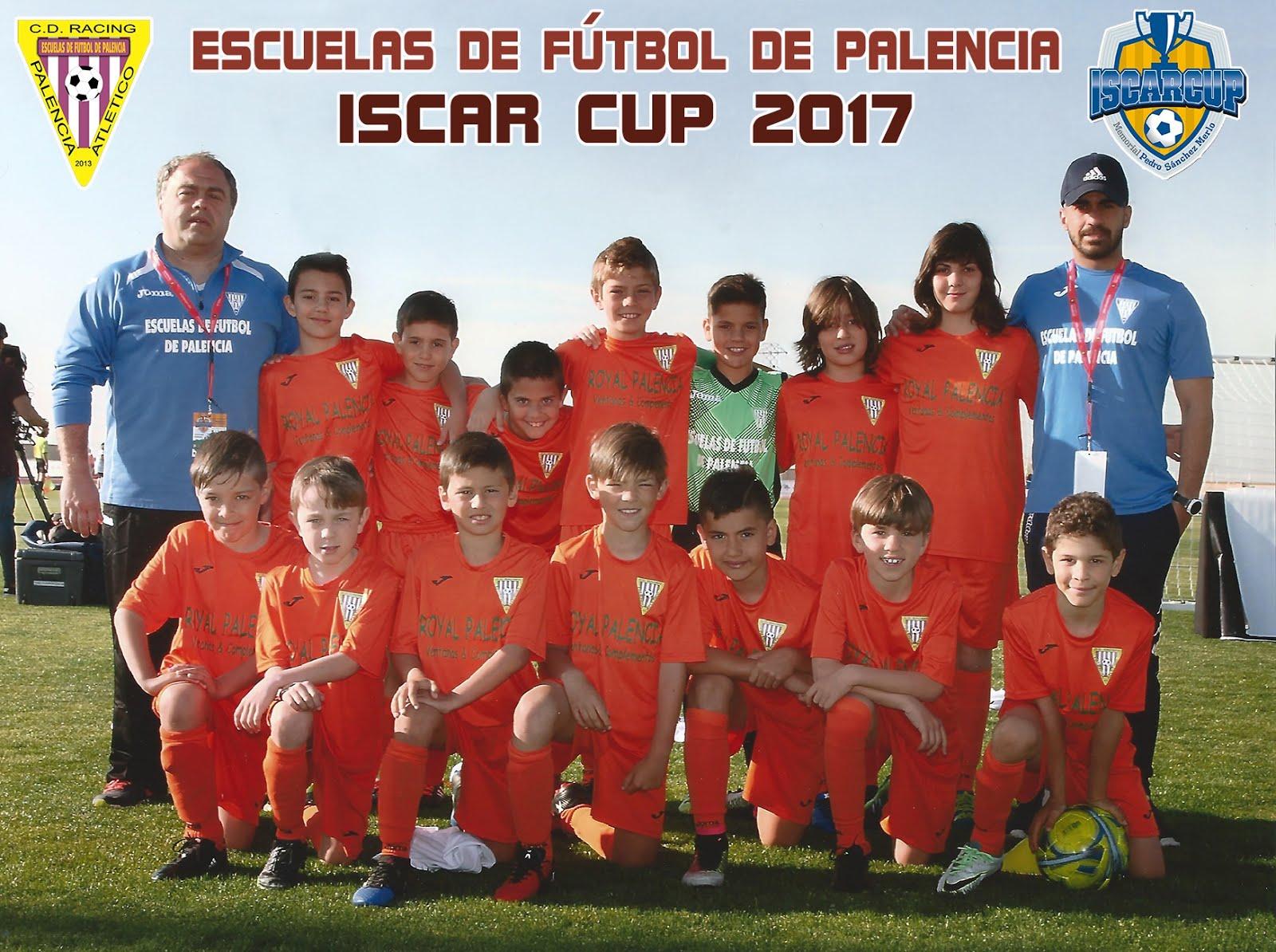 ISCAR CUP 2017 - HACIENDO HISTORIA