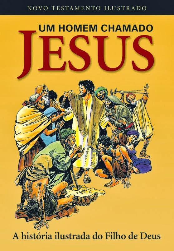 RESNHA DO LIVRO: UM HOMEM CHAMADO JESUS