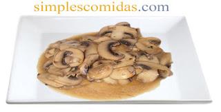 champignon al ajillo