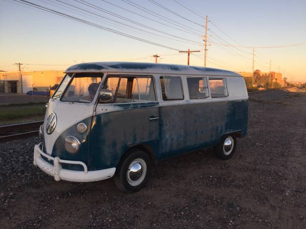 1966 vw bus 11 window original paint vw bus wagon for 11 window vw bus
