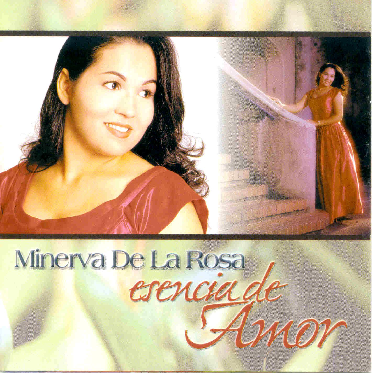 Minerva De La Rosa-Esencia De Amor-