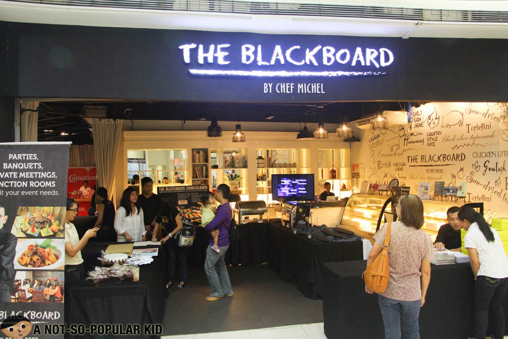 The Blackboard by Chef Michel