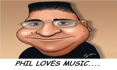 Phil Loves Music