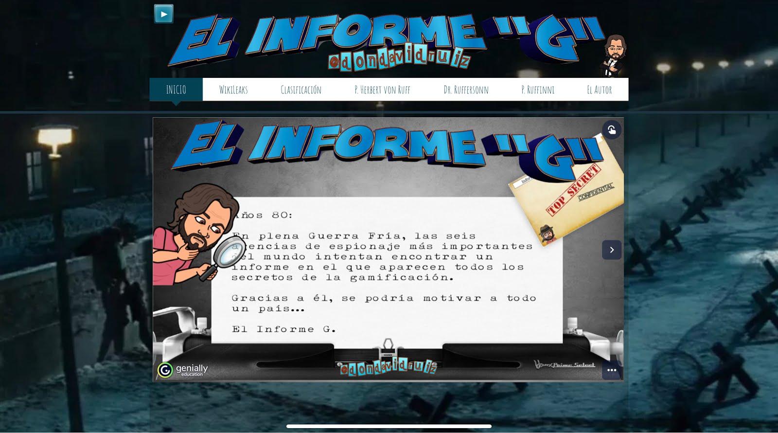 EL INFORME G