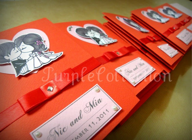 Handmade Chinese Wedding Cards, Handmade cards, chinese wedding card, wedding cards, red wedding cards, cute wedding card, wedding cartoon invites, wedding invitation cards, wedding, marriage