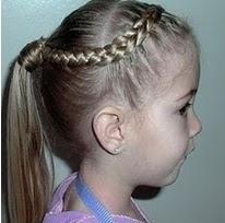 Galerry peinados bonitos para ni a