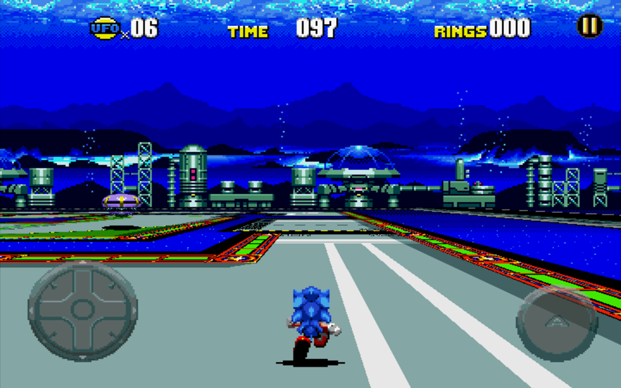 Sonic CD