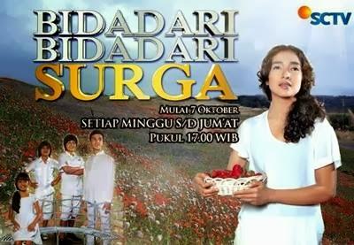 Nama Nama Pemain Bidadari Bidadari Surga SCTV