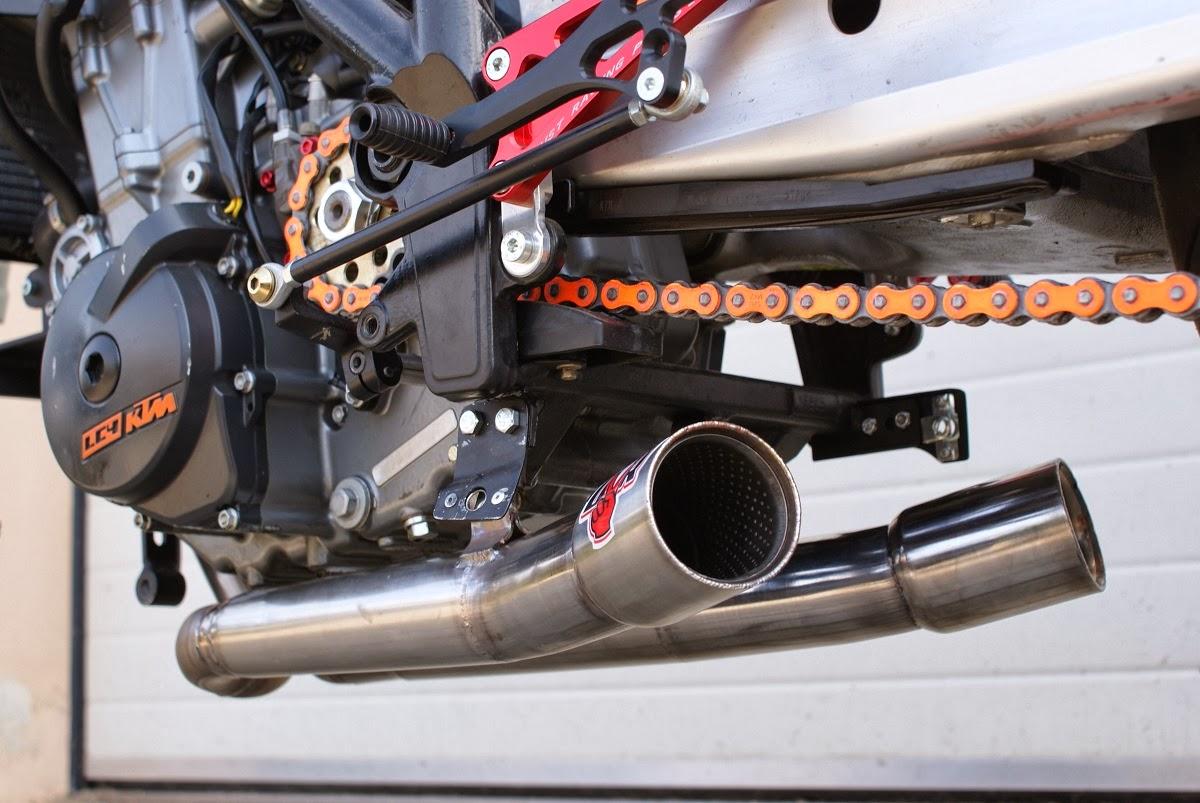 KTM LC4 Racer | Custom KTM LC4 Racer | KTM Cafe Racer | KTM Racer | Custom KTM | KTM Custom Bikes