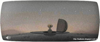 Google Doodle incidente com OVNI em Roswell