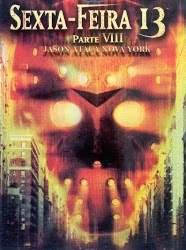 Filme Sexta Feira 13 Parte 8 Jason Ataca Nova York Dublado AVI DVDRip