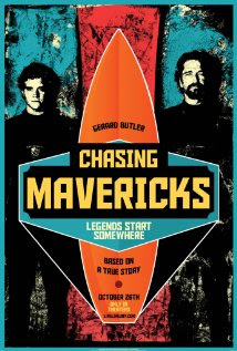 Chasing Mavericks (2012 – Jonny Weston, Gerard Butler and Elisabeth Shue)