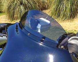 Harley davidson street glide windshield