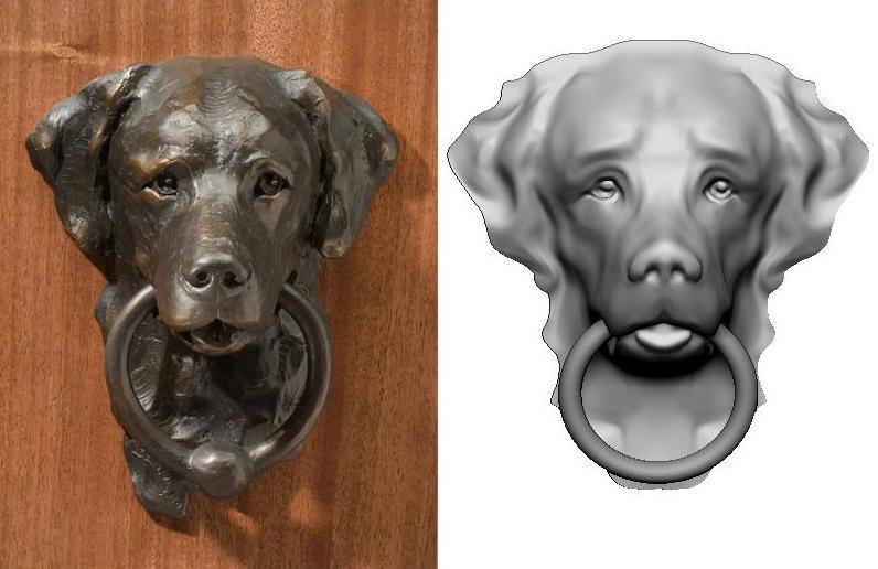Dog Door Knockers Choice Image Doors Design Modern