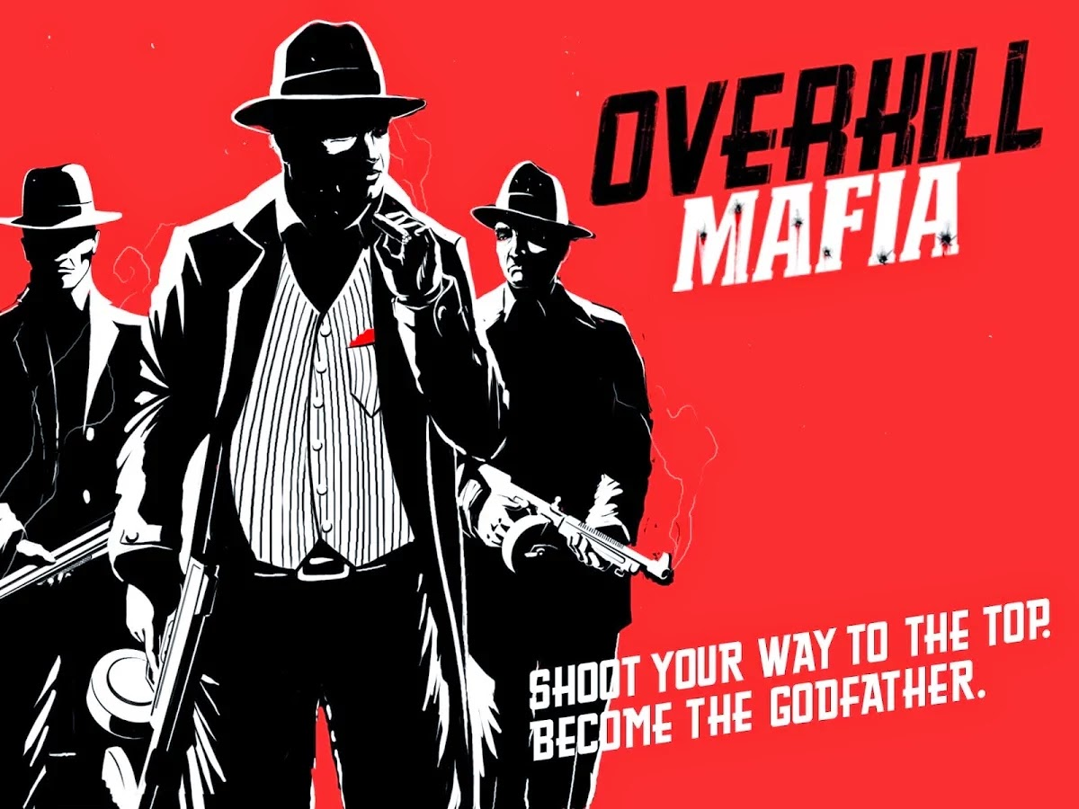 Overkill Mafia v1.0 Mod [Unlimited Money]
