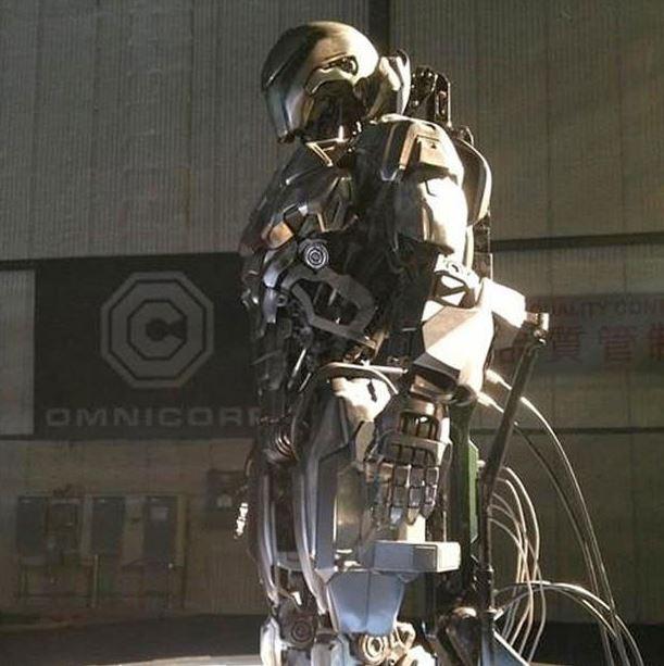 Avatar 4 2024: El Cubil De La Bestia: Robocop