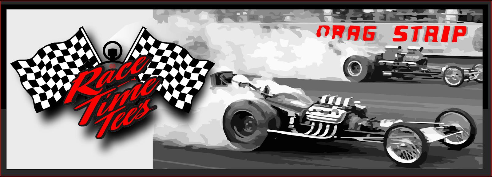 Race Time Tee's