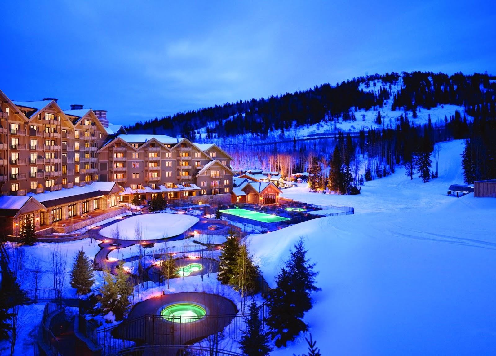 The Montage Deer Valley Resort Utah