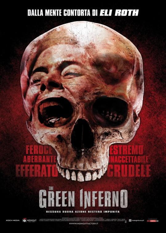 Địa Ngục Chốn Rừng Xanh - The Green Inferno