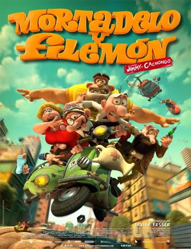 Ver Mortadelo y Filemón contra Jimmy el Cachondo (2014) Online