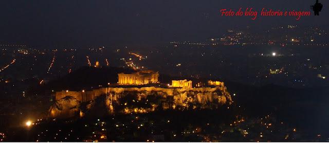 Monte Likavitou - Grécia