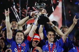 Universidad de Chile se coronó Campeón de la Copa Sudamericana 2011
