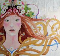 http://anagullon.blogspot.com.es/2011/08/mural-sobre-el-espejo-de-la-entrada.html