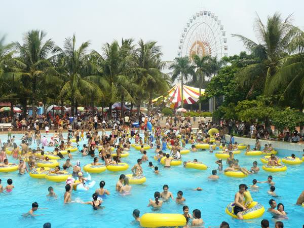 Tổng hợp địa chỉ những Hồ bơi - Bể bơi tại Hà Nội