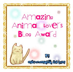 ...amazing animal lovers blog award...