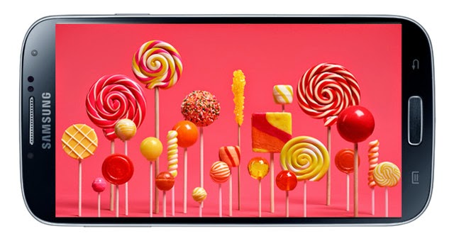 """Galaxy S4 dùng chip Exynos sẽ sớm """"lên đời"""" Android 5.0 Lollipop"""