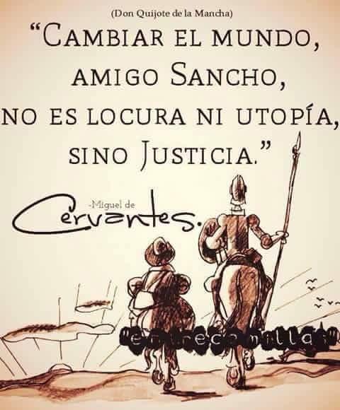 TODOS TENEMOS SUEÑOS DE UN MUNDO MEJOR.......