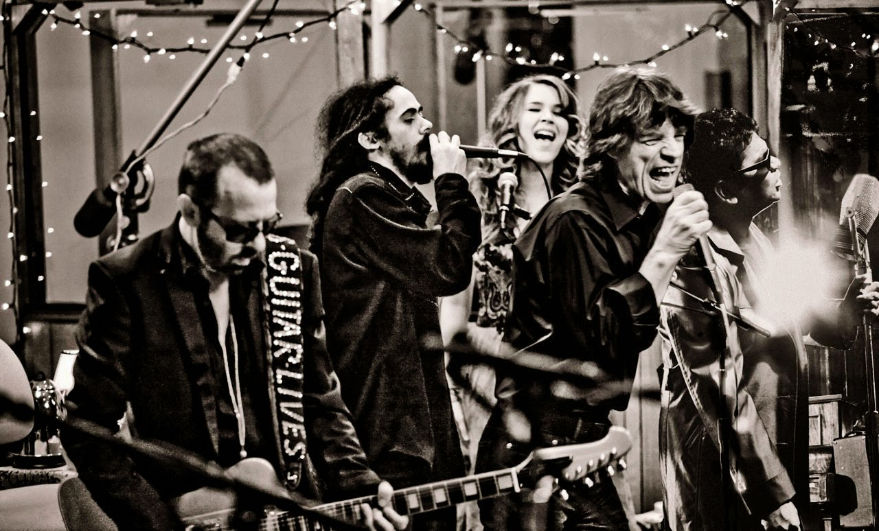 Supergroup... SuperHeavy 2011