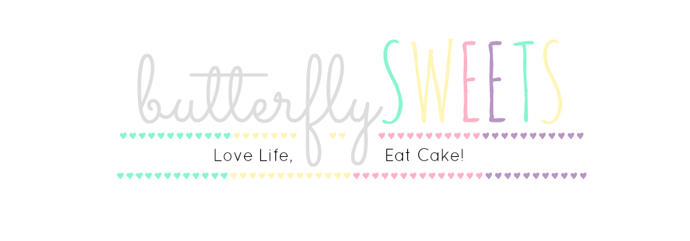 The Butterfly Sweets Blog