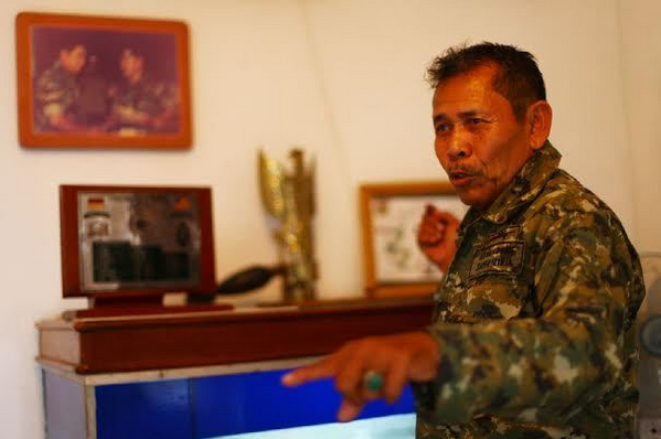 """Tatang Koswara """"Sniper Terbaik Indonesia"""""""
