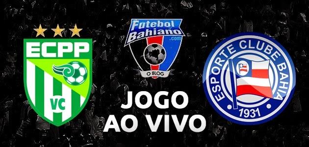 ECPP x Bahia: AO VIVO