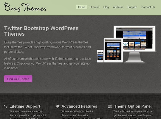 40 Useful Bootstrap Tools & Generators For Web Developers