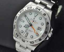 Rolex Explorer2 216570 . 5years warranty