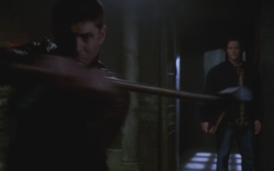 7x23 - Survival of the Fittest dean sam