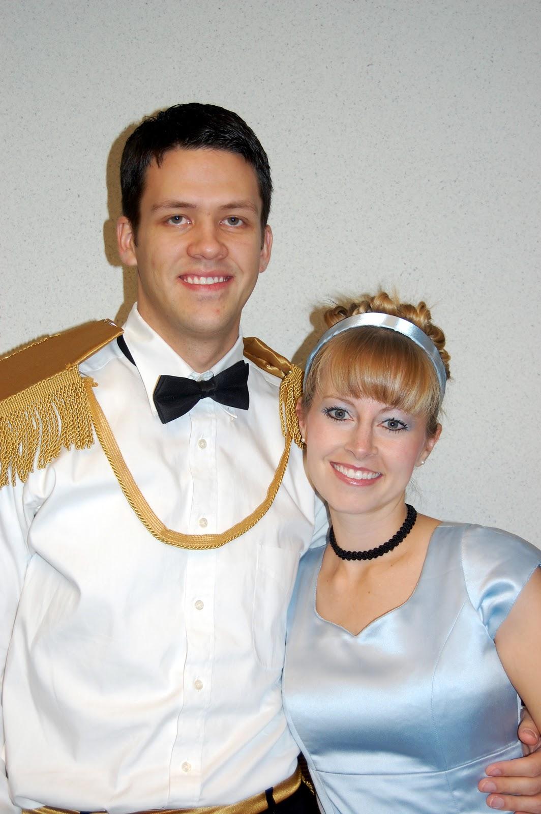 halloween costumes cinderella and prince charming - Prince Charming Halloween Costumes