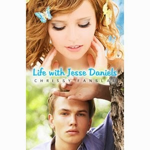 life with jesse daniels, chrissy fanslau, contemporary romance