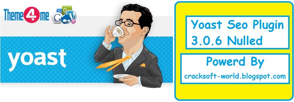 Yoast SEO Premium 3.0.6 Nulled WordPress Plugin Free Download - Crack Software Free Download