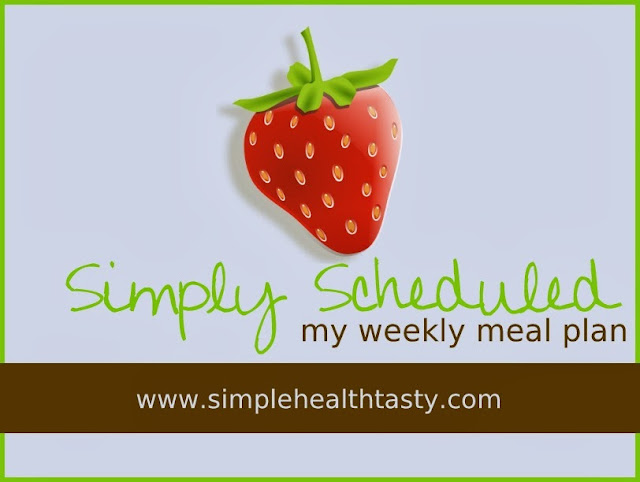 Healthy Menu Plan