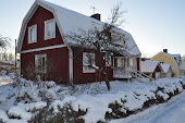 Are all Swedish houses red?