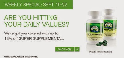 18% Off Supplemental