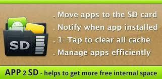 AppMgr Pro III (App 2 SD) v3.52 APK Android